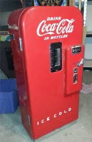 Coke Bottle Vending Machine Magnificent Vendo 48 Collectibles EBay