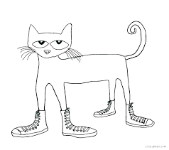 Free Cat Coloring Pages Cat Printable Coloring Pages Cat Coloring