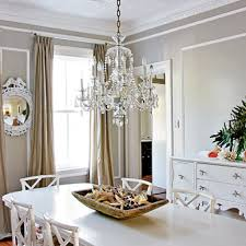 Crystal Chandelier For Dining Room Dining Room Classic Dining - Dining room crystal chandeliers