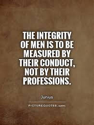 Quotes About Integrity Mesmerizing 48 Most Beautiful Integrity Quotes And Sayings
