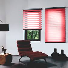 Sichtschutz Mit Ausblick Fenster Vor Sonne Blendendem Licht Und
