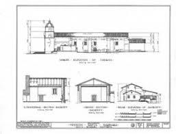 How To Find Mission Plans  MissionTourMission San Diego De Alcala Floor Plan