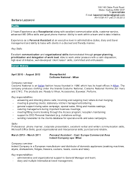 Regulations For Term Papers And Presentations Gym Receptionist