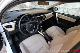 toyota corolla 2015 interior seats. review 2014 toyota corolla altis 16 v carguideph philippine car news reviews features buyeru0027s guide and prices 2015 interior seats