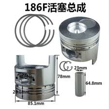 <b>free shipping Air</b> cooled diesel engine accessories 5KW 170F 178F ...