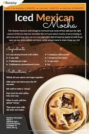 See what we've been up to. Iced Mexican Mocha Recipe Spice Up Your Coffee Game
