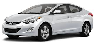 Amazon.com: 2013 Hyundai Elantra Reviews, Images, and Specs: Vehicles