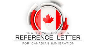 Reference Letter For Immigration How To Write A Reference Letter For Canadian Immigration Canadim