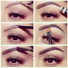 eye brown makeup tricks pretty cute tutorial idea for age