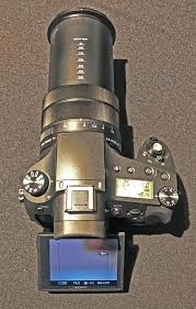 sony rx10 iv. the rx10 iv with lens zoomed out to 600mm equivalent sony rx10 iv
