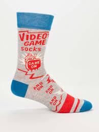 Video Men's Socks