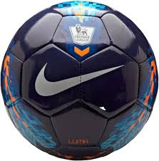 Amazon.com : NIKE Premier League Luma Soccer Ball Size 5 : Sports & Outdoors