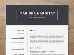 Free Resume Templates Delectable High End FREE Resume CV For Word INDD By Daniel E Graves Dribbble