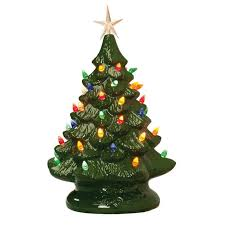 ... Medium Size of Christmas: Ceramic Christmas Tree With Lights To Paint  Parts At Hallmarks Supplies