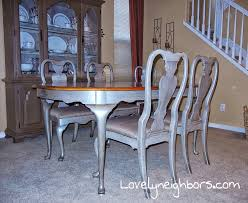 silver painted furniture. Metallic Dining Table And Chairs Silver Painted Furniture