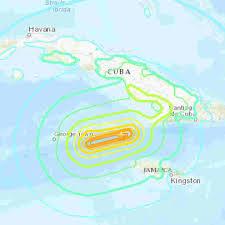 2 week extended forecast in florida keys, florida, usa. Earthquake In Jamaica Cuba 7 7 Quake Hits Caribbean Cayman Islands