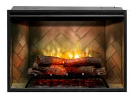 dimplex revillusion 36 built in firebox electric fireplace