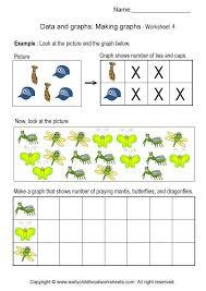 Creating Bar Graphs Worksheets