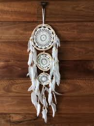 Bamboo Dream Catcher Macrame Dream Catcher 100 Hoop Pineapple Traders 25