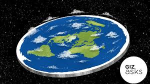 what if the earth suddenly turned flat