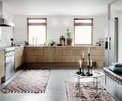 concrete floor home. (Image Credit: Coco Lapine Design). A Concrete Floor Home