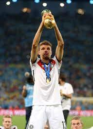 How many goals does Thomas Muller need to become World Cup all-time top  scorer?