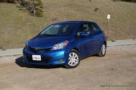 Review: 2012 Toyota Yaris 3-Door - The Truth About Cars