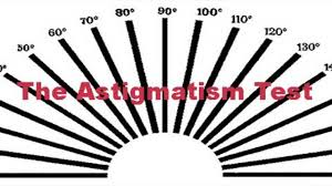 Astigmatism Chart How To Test If You Need Astigmatism Correction For