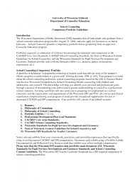 School Counselor Resume Sample Cover Letter School Counselor Cover Letter School Counseling Cover 83