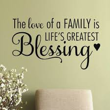 Love Life Family Quotes