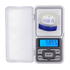 Tare Offs Us 4 24 20 Off 200g 0 01g Digital Electronic Jewelry Diamond Pocket Scale Lcd Display Weighing Pocket Jewelry Weight Balance 20 Off In Weighing