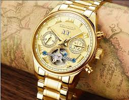 usa style automatic mechanical gold watch for men new day week usa style automatic mechanical gold watch for men new day week month steel clock charm luxury mens designer gift wrist watches brand watch men us style