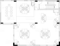 商業オフィス レイアウトのフロアプラン 3dのベクターアート素材や画像