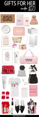 Designer Christmas Gift Ideas Gifts For Her Under 50 Gift Baskets For Women Birthday