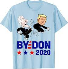 Amazon.com: joe biden shirt -Bye Don cartoon biden harris 2020 T-Shirt:  Clothing