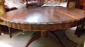 round dining table with rotating center room ideas