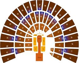 54 Clear Cut Map Of Erwin Center Seating