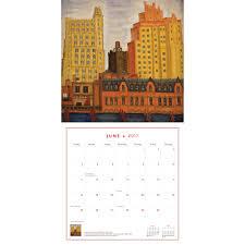 new york in art 2017 wall calendar  on new york in art wall calendar 2017 with new york in art wall calendar 9781419721748 calendars