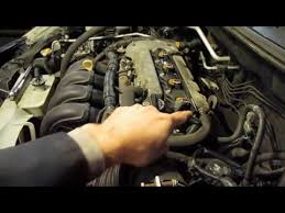 PCV Replacement 1.8L 1ZZ FE Matrix Vibe and Corolla - YouTube