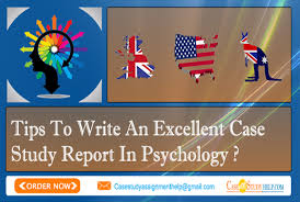Research methods   Psych Tutor  Tips for Success in writing a Psychology Paper involving Case Study Analysis
