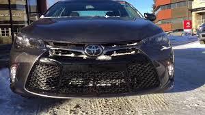 2017 Toyota Camry XSE V6 - YouTube
