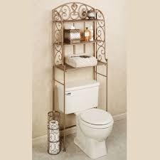 Gold Bathroom Aldabella Satin Gold Bathroom Space Saver