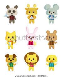 notkoo <b>Cute Cartoon Animals</b>, Royalty Free Photos, Pikachu ...