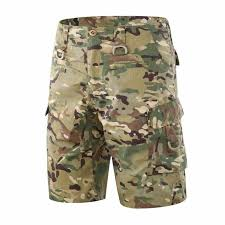 5XL Big Size Army Fan Tactical Shorts <b>Multi Pocket Cargo Shorts</b> ...