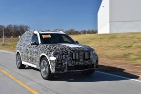 BMW Convertible bmw for sale in los angeles : BMW X7 (G07) Debut Reportedly Set For 2018 Los Angeles Auto Show ...