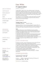 Cv Temp It Cv Template Cv Library Technology Job Description Java Cv