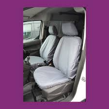 van front pair grey tailored waterproof