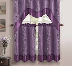purple kitchen curtains awesome best of lavender window