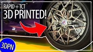 <b>3D</b> Printing SUPER <b>CAR</b> WHEELS in <b>METAL</b>? More Cool <b>3D</b> Prints ...