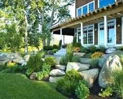 front garden landscaping rock garden ideas for front yard best small front  yards ideas on small